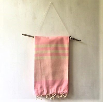 Cotton Hammam Towel